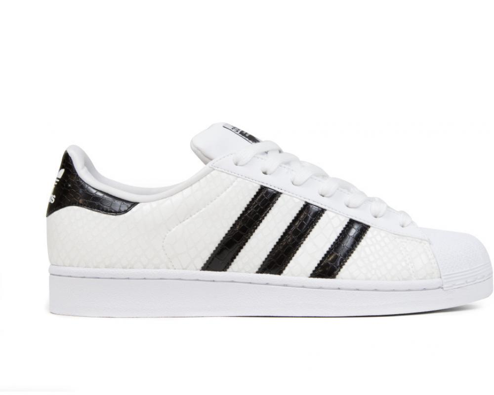 nouveau concept b2fb4 923f2 All The Sneakers: Adidas Originals Embossed Snakeskin ...