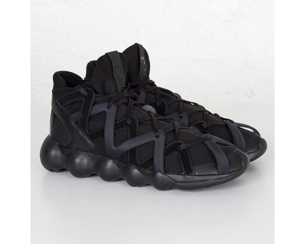 7644bee31 All The Sneakers  Y-3 Kyujo High (adidas  AQ5545)