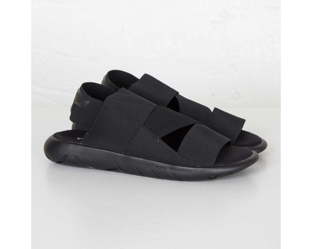 357399fc0 All The Sneakers  Y-3 Qasa Sandal (adidas  AQ5584)