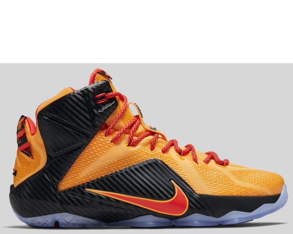 promo code cd326 db826 Back Nike LeBron XII EP Cleveland (707781-830)