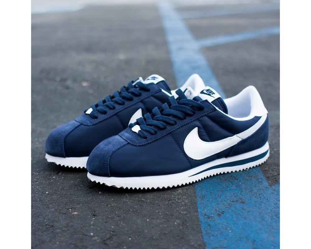 new style 06cfa 835e1 Back Nike Men Cortez Basic Nylon 06 (STOREONLYNI317249413-CALL)