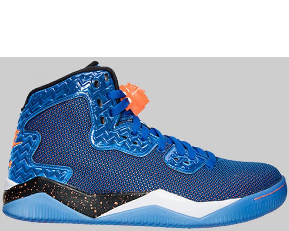 hot sale online 41596 e127c Nike  Nike Air Jordan Spike Forty PE Game Royal Total Orange White Preorder  (807541