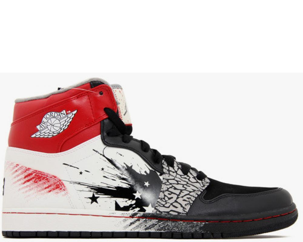 huge selection of 42e59 e1297 Back Dave White x Nike Air Jordan 1 High DW Wings For The Future (464803-001 )