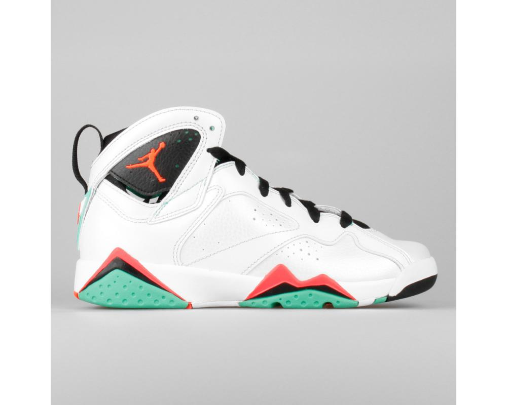 finest selection 5b050 66182 All The Sneakers: Nike Air Jordan 7 Retro 30th GG (GS) Verde (Nike ...