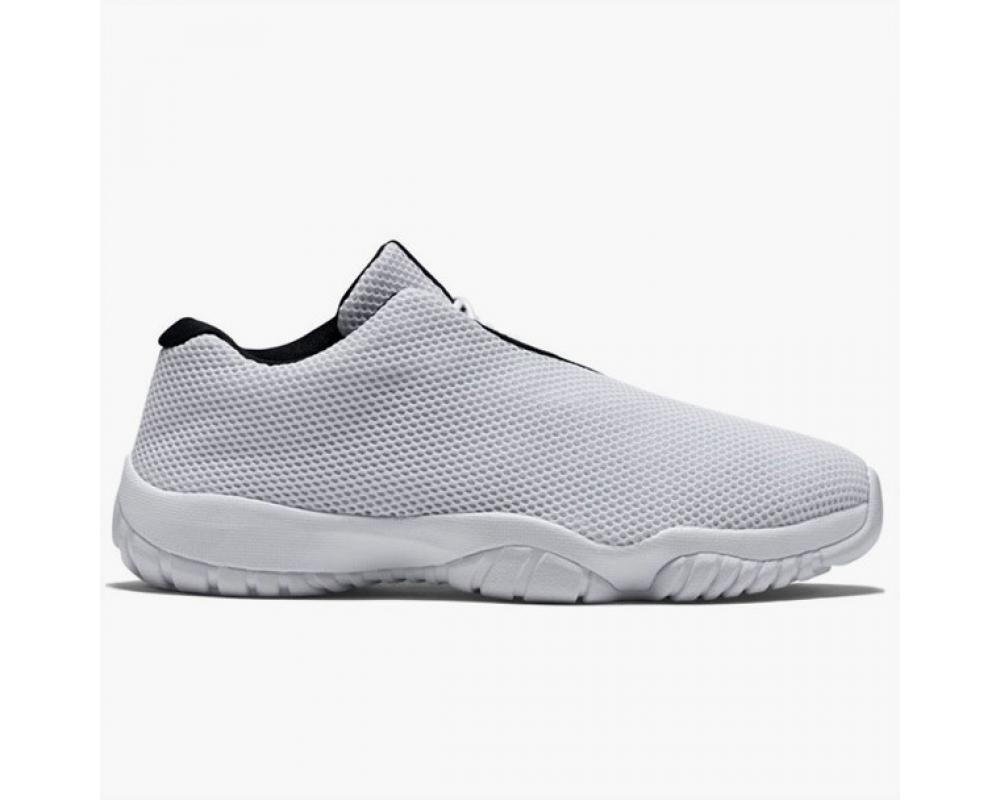 sale retailer dc1b2 c6ffe Back Nike Air Jordan Future Low White Grey Mist (718948-100)