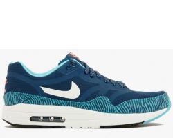 online store 9d7f4 7f9c0 Nike  Nike Air Max 1 PRM Tape Brave Blue Tiger