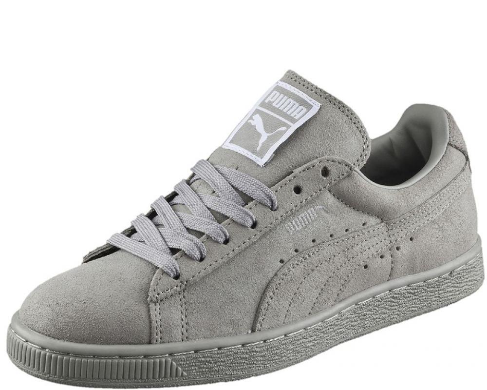Puma Grey Trainers