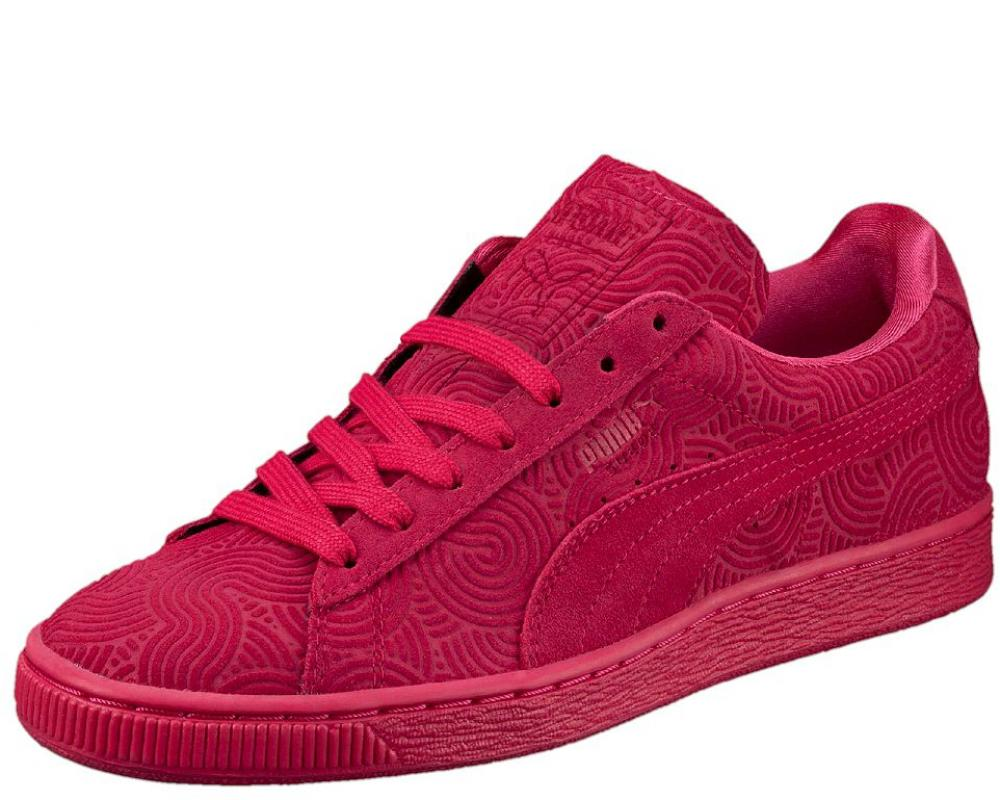 All The Sneakers  Suede Classic + Colored Women s Sneakers (Puma ... e45c73229