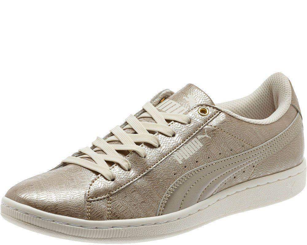 3b02f855000 All The Sneakers: Vikky Woven Metallic SoftFoam Women's Sneakers ...