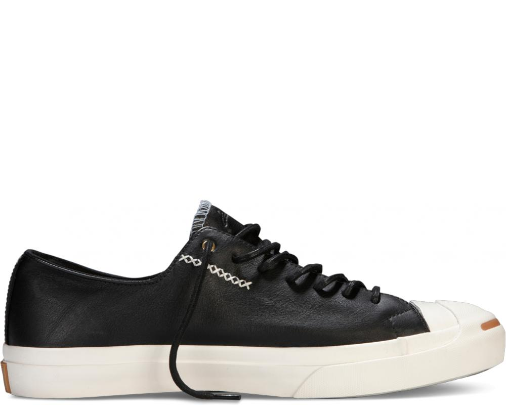 8147a3bae04a All The Sneakers  Jack Purcell Cross Stitch Leather (Converse  144350C)