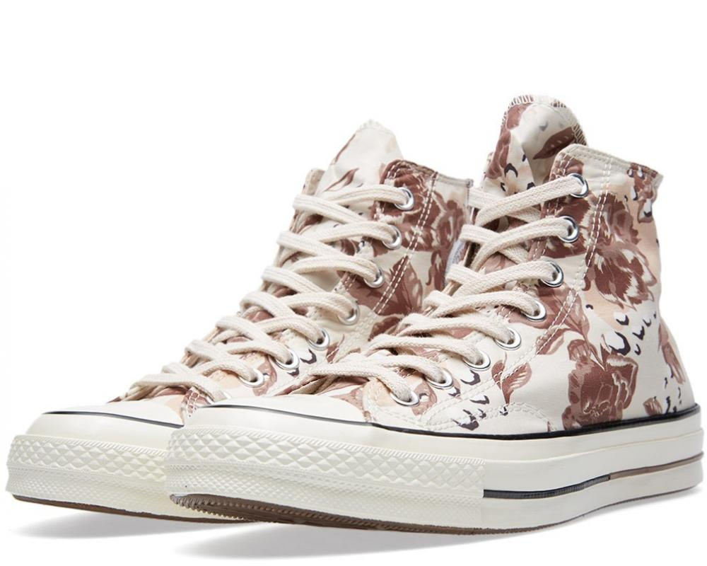 d86b01e31832 All The Sneakers  Converse Chuck Taylor 1970s Hi QS  Desert Rose ...
