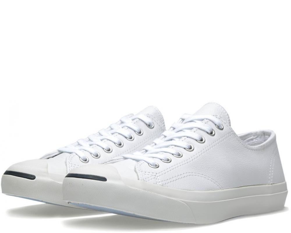 ae71e698cab7 All The Sneakers  Converse Jack Purcell Leather OX (Converse  1S961)