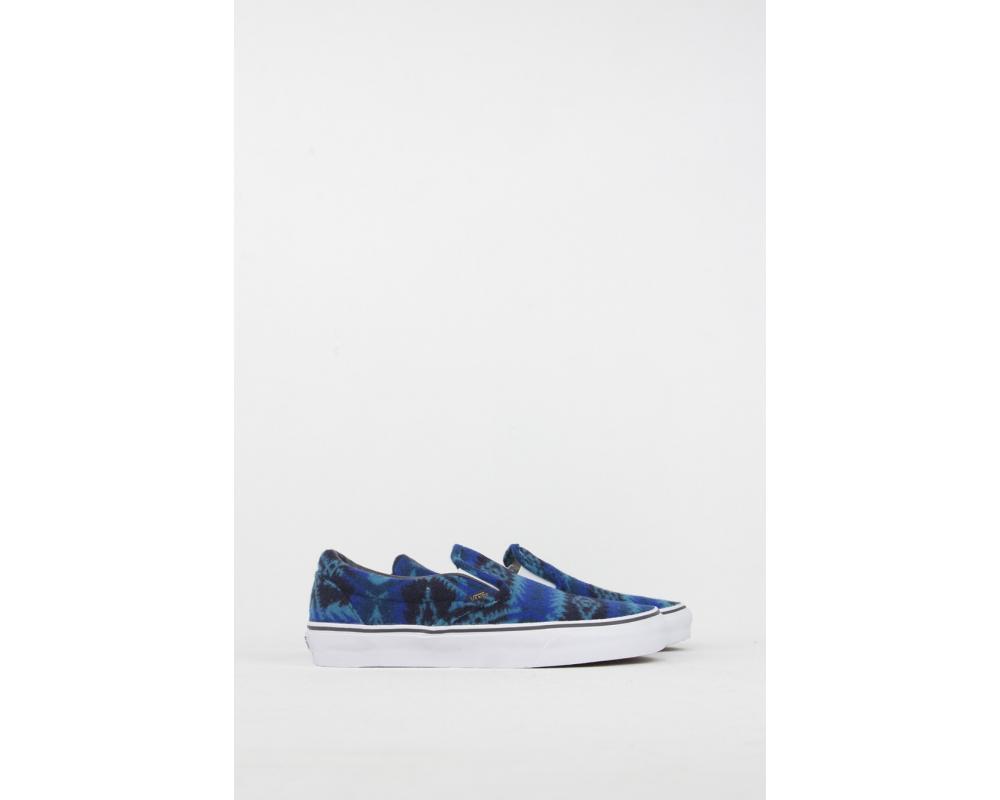 3caaab0487 All The Sneakers  VANS X PENDLETON CLASSIC SLIP ON TRIBAL ASPHALT ...